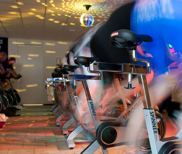 Spinning® - Virtuele Spinning®